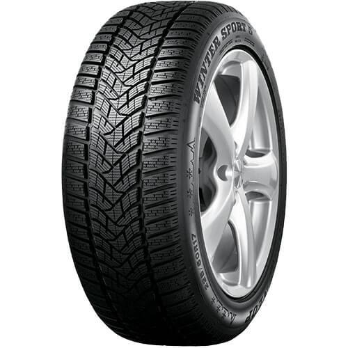 Dunlop Winter Sport 5 Reifentest
