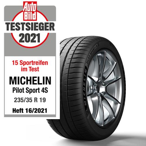 Michelin Pilot Sport 4S Testbericht