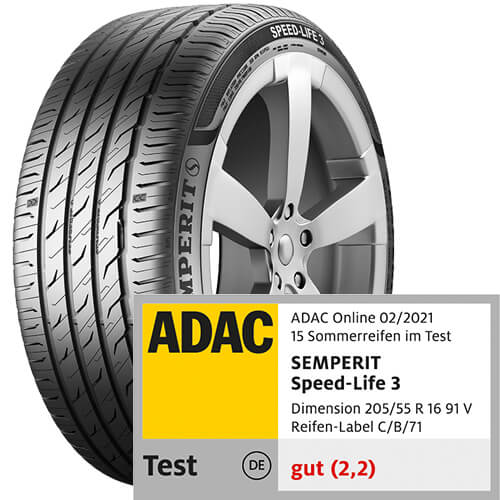 Semperit Speed Life 3 Test